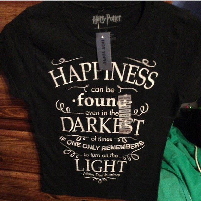 62ef4741b Harry Potter Shirt. Brand new, never worn with tags still on - Depop