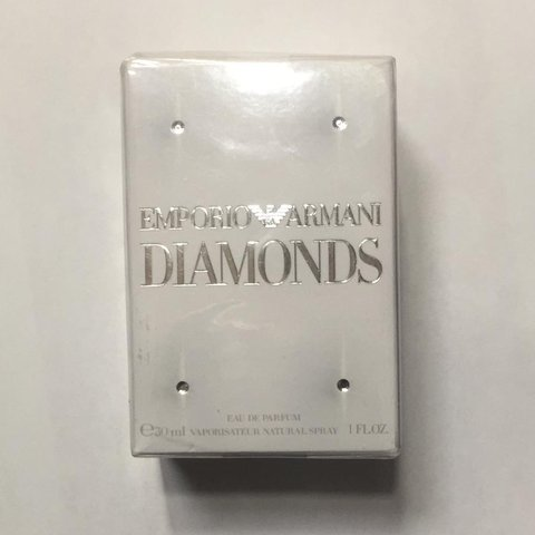 Emporio Armani Diamonds Eau De Parfum 30ml Brand New 30ml Depop