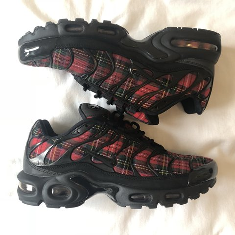 3ad2e22575 @youngboudica. 8 months ago. London, United Kingdom. Nike Women's Air Max  Plus TN SE Tartan Pack tuned 1 - 9.5/10 ...
