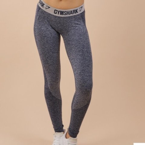 b3ddbc7399d76 @sophielllis. 11 months ago. Saint Peter Port, United Kingdom. GYMSHARK  FLEX leggings in sapphire blue marl/ light grey