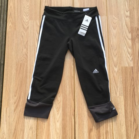 2eb6b72c2eb @brandfreak. 5 months ago. Eastbourne, United Kingdom. adidas Response 3/4  Capri Womens Running Tights ...