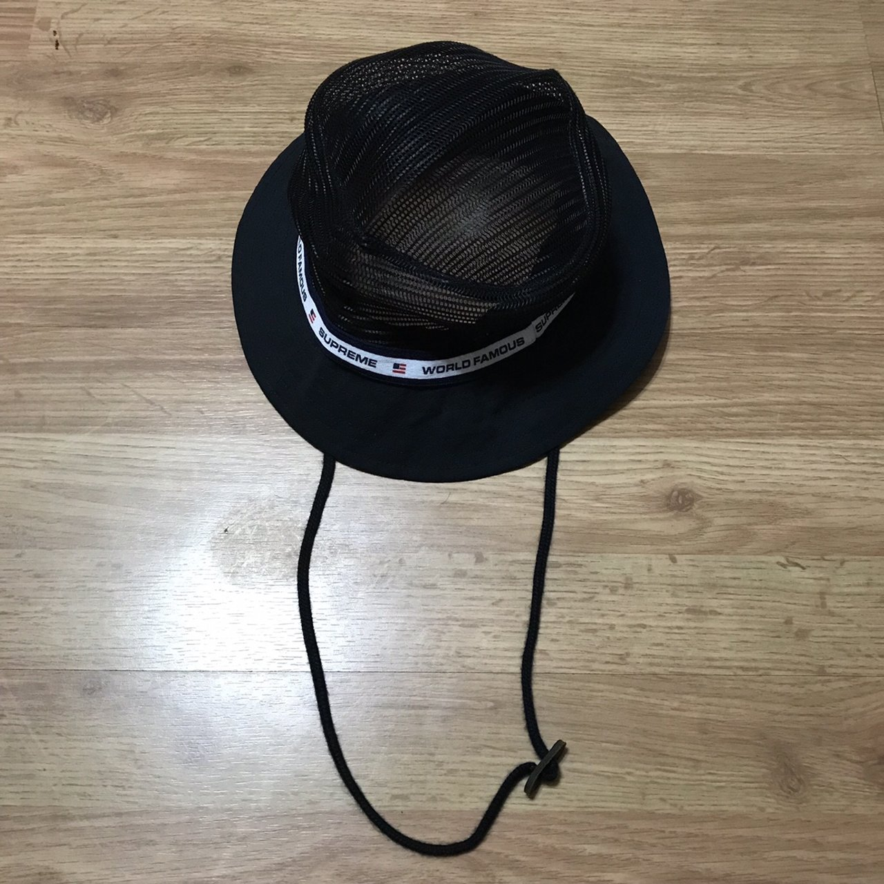 91841db6ced Supreme bucket hat very little flaws great condition  kaws - Depop