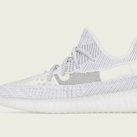 68122eb27 Adidas Yeezy boost 350 V2 static non reflective EF2905 men s - Depop