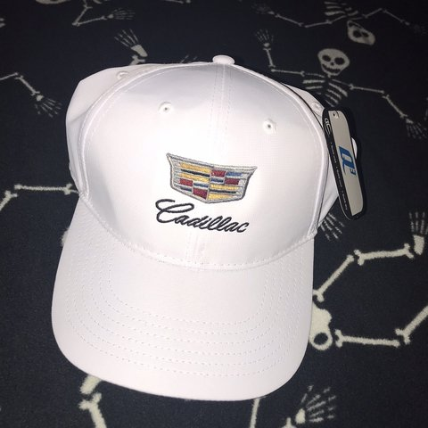 fcba9cc5b4c6e  underall. 2 months ago. United States. white Cadillac embroidered logo hat  ...