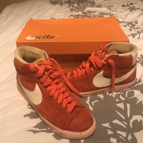 more photos 5aace 95832  emmalouisesalterr. 7 months ago. London, United Kingdom. Nike women s blazer  mid suede vintage from  urbanoutfitters ...