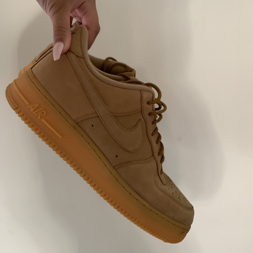 Nike Air Force 1 sand colour bought