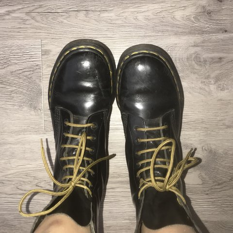 379f8e8bfc3 @alexuugghh. 10 months ago. Los Angeles, United States. 🖤Black Dr. Martens 1490  Virginia Boots🖤