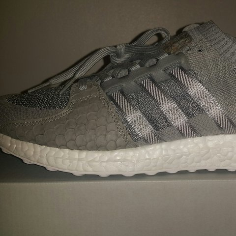 91e8daeb5 Here we have the Adidas Original x King Pusha T EQT Support - Depop
