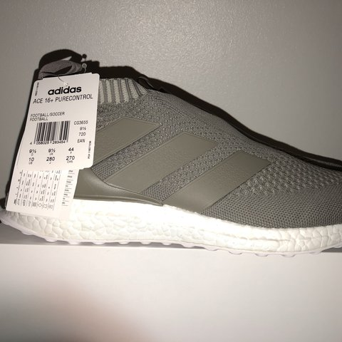 f498737a Here we have the Adidas Ace 16+ Purecontrol Ultraboost in a - Depop