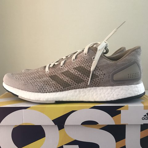 new concept 7239f 0e649  mg1790745. 9 months ago. Los Alamitos, United States. Adidas PureBoost DPR  Tan Size   10 US