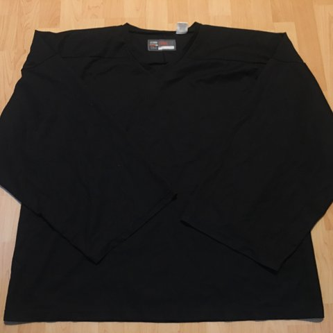 7ab21cd67 @teiro22. 11 months ago. South Windsor, United States. Men's Nike Black  Bauer NHL Jersey Size 3XL In good condition ...