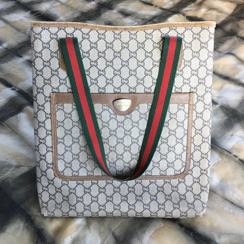 a82edacd99d85 Authentic Gucci plus tote bag Good condition