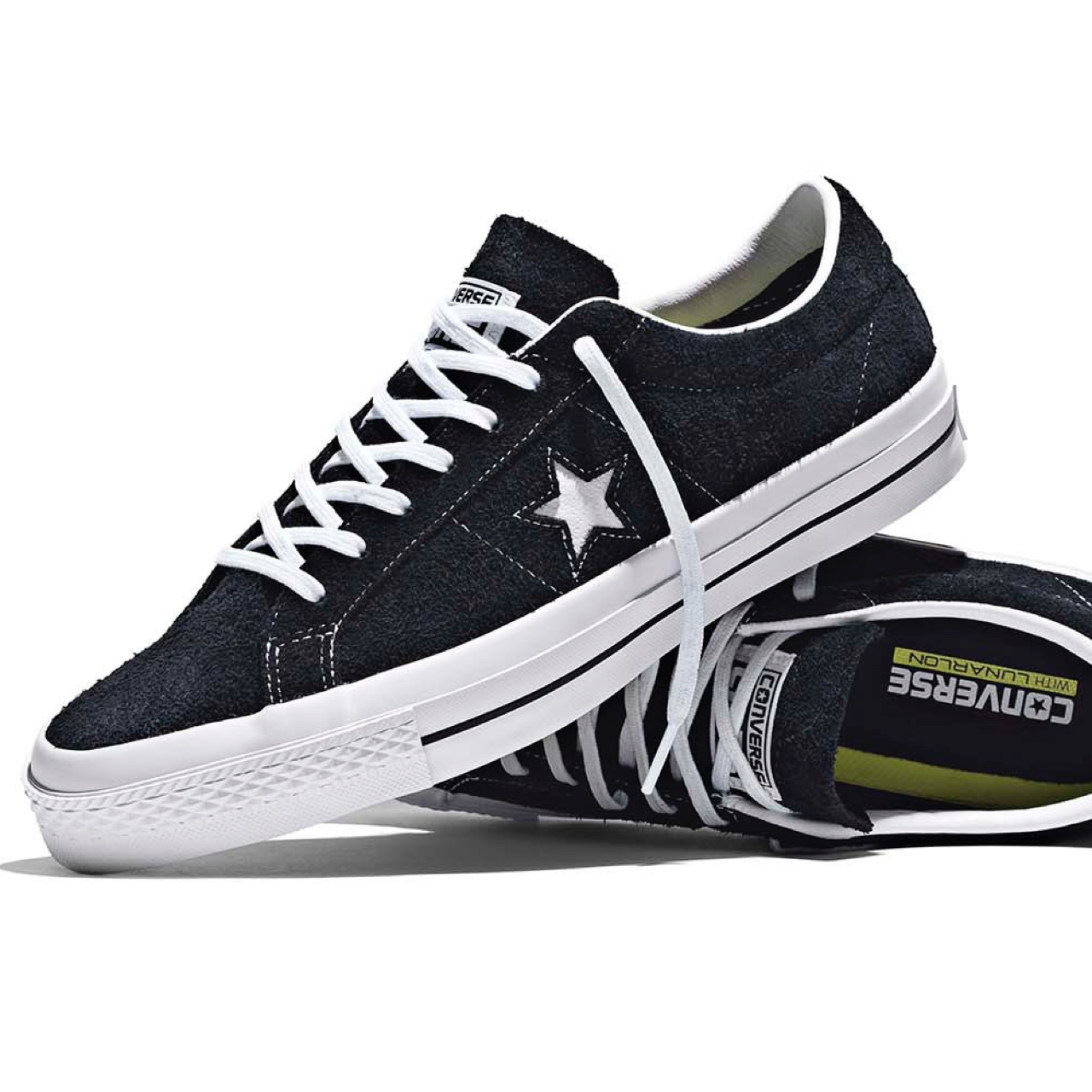 offrir une remise prix bas converse one star hairy suede