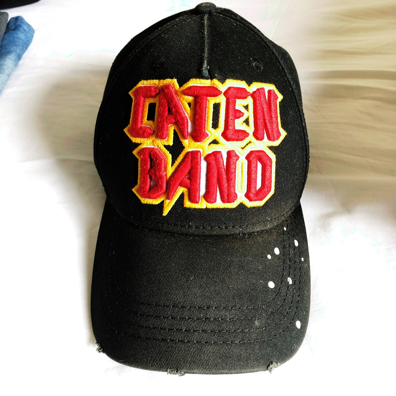 bf709d8e3 Dsquared2 Caten Band Cap Very rare Excellent... - Depop
