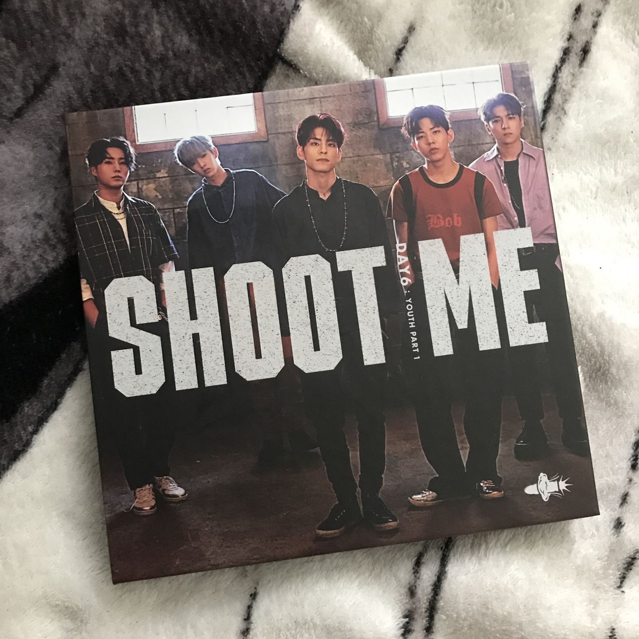 Day6 shoot me album Includes Dowoon and Wonpil pc - Depop