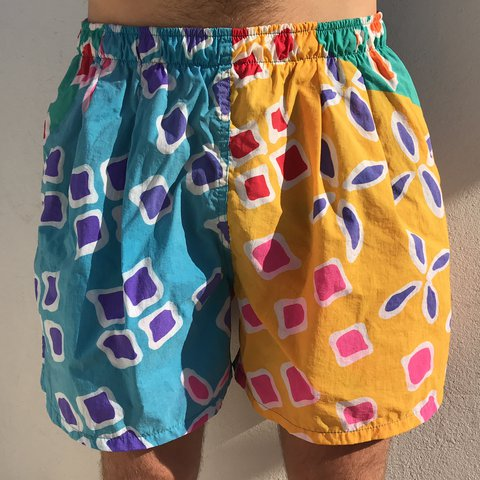 03f56f44b78 🐙🐠JAMS WORLD swim shorts ⛱🐬 Size L but adjustable and my - Depop