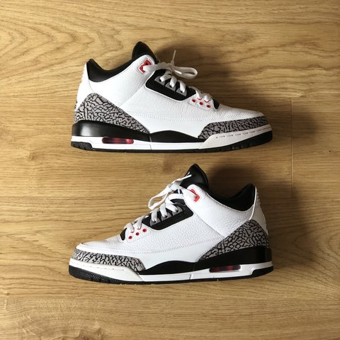 new arrival 7b02c f674c  dubzerouk. 7 months ago. Crawley, United Kingdom. Nike Air Jordan 3 Retro  Infrared  23