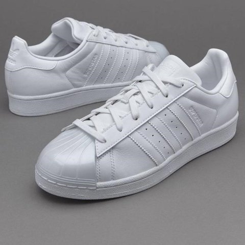 adidas superstar bianche originali