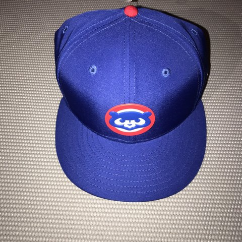 cc084f0f12758 Chicago Cubs Authentic MLB New Era 59FIFTY Fitted Baseball - - Depop