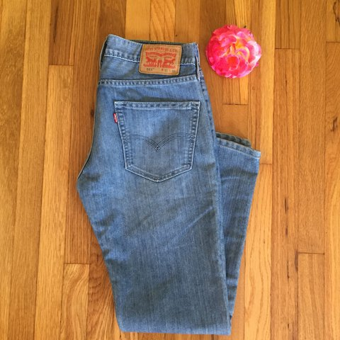 a41dedcbeee @matchmollie. 9 months ago. Santa Barbara, United States. Men's Levi's 511  Slim Stretch Jeans ...