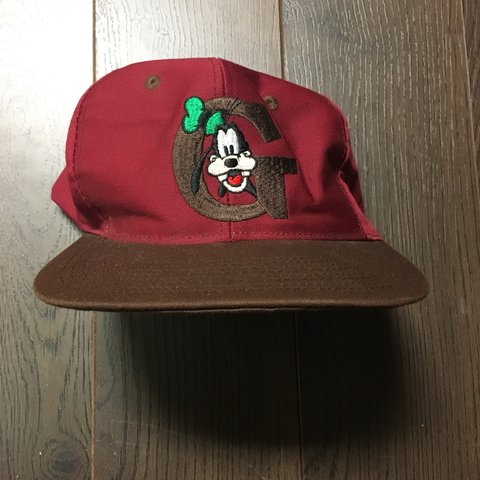 9509344e9 @throwbacksallday. 9 months ago. Halifax, Canada. Goofy Snapback - The  Disney Store Baseball Hat - Embroidered Letter G