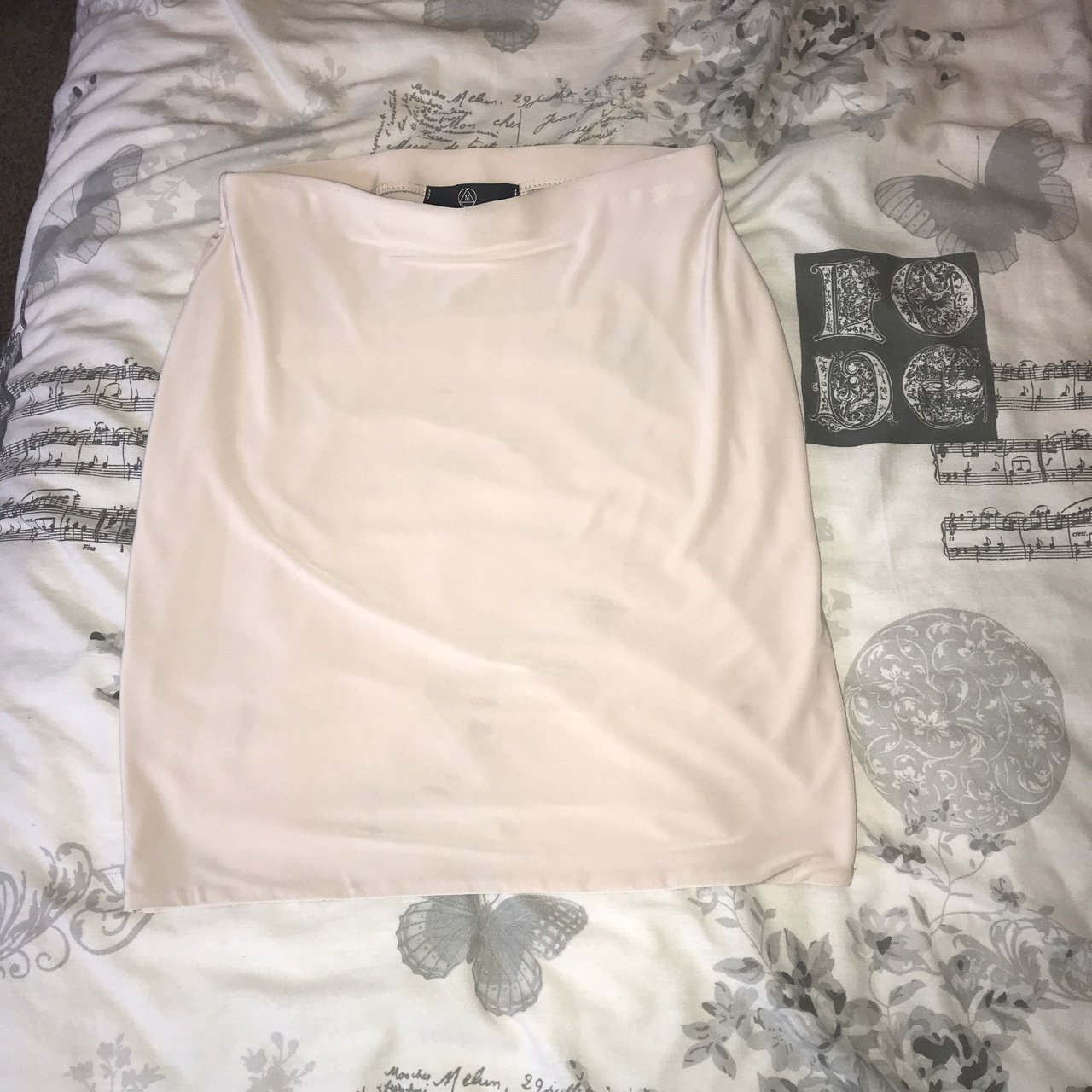 0e136283060d Light pink skirt from missguided  missguided