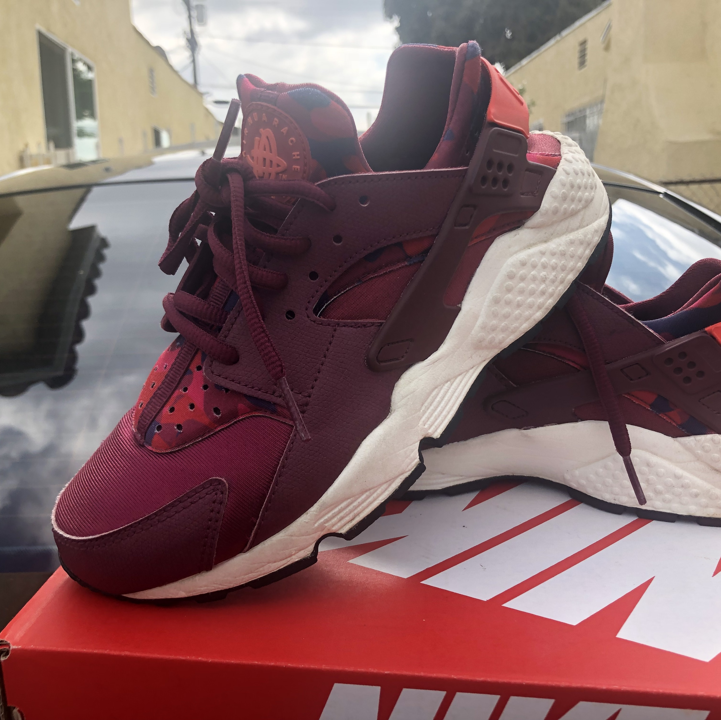 huaraches youth size 7