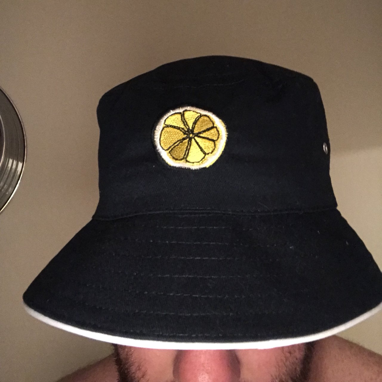 Stone Roses bucket hat Size M L Condition 10 10 like new 4e7c8bba7253