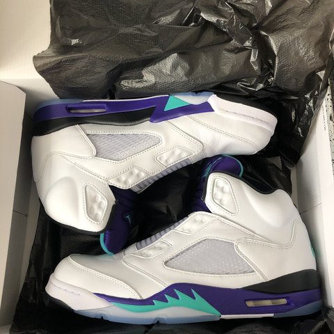 d0c1a8de73ff Jordan 5 Fresh Prince Edition Size 13 UK very rare pair - Depop
