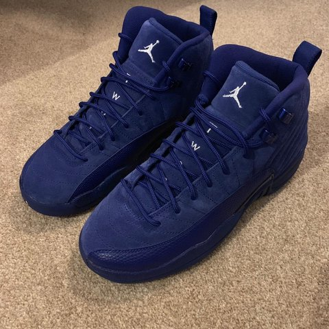 size 40 09fb8 29f61  kicks4girls. 4 months ago. Bristol, United Kingdom. NIKE AIR JORDAN RETRO  12 ROYAL BLUE ...
