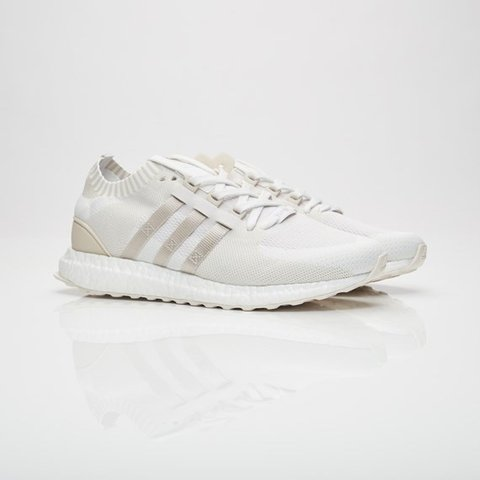 829705664 Adidas Originals Cream EQT Support Ultra Primeknit Boost and - Depop