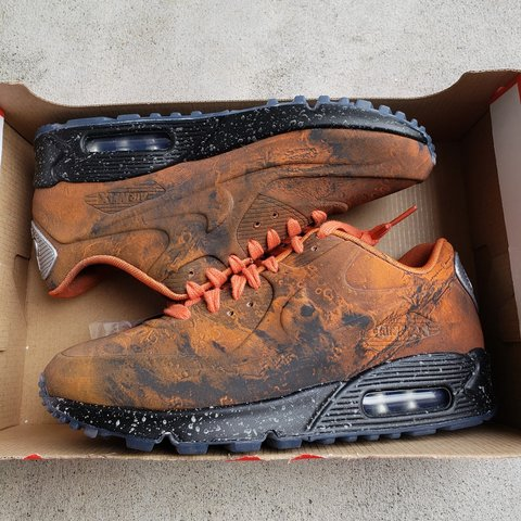 san francisco dc4f4 7a7e5  vintension. last month. United States, US. Nike Air Max 90 QS Mars Landing  - US Mens ...