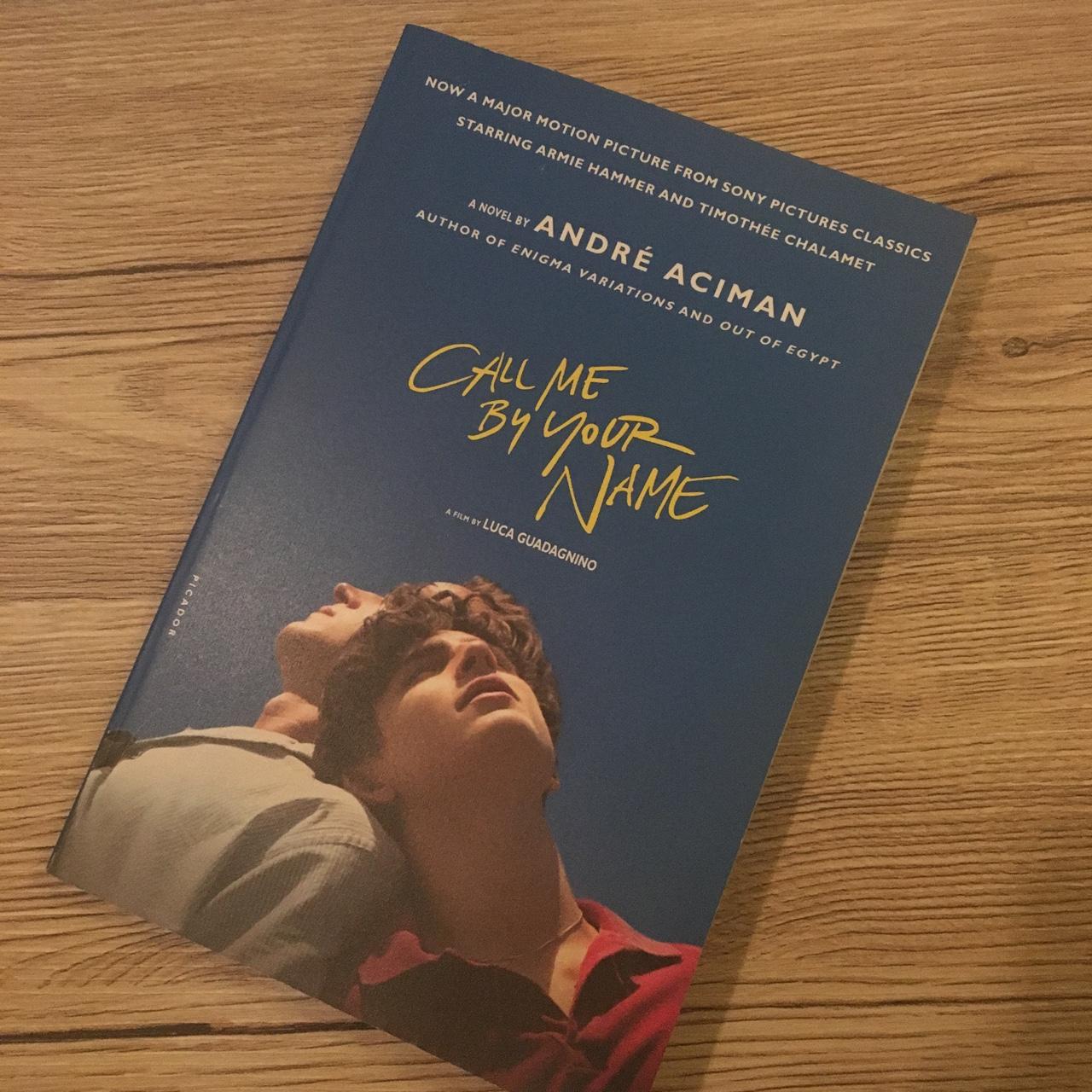 Call me by your name by andre aciman  Perfect    - Depop