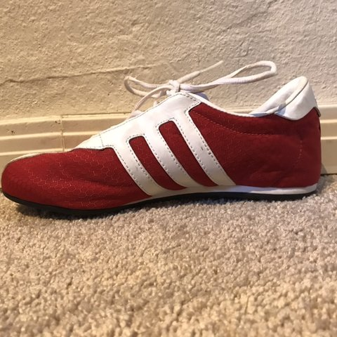 2a3adb4b0a8 Vintage adidas gazelles. They re in perfect condition some a - Depop
