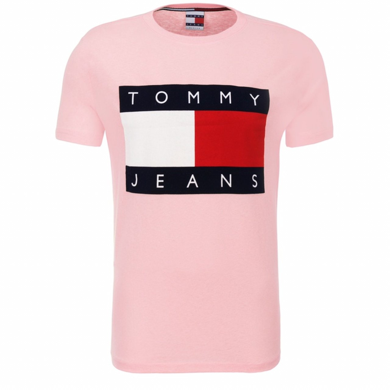2a524952 Tommy Jeans 90s T Shirt Print Pink