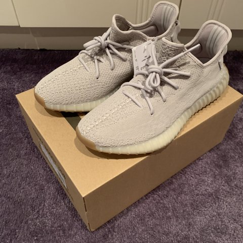 b01c0cf40 Adidas Yeezy Boost 350 v2 Sesame UK11 US11.5.The item is DS - Depop