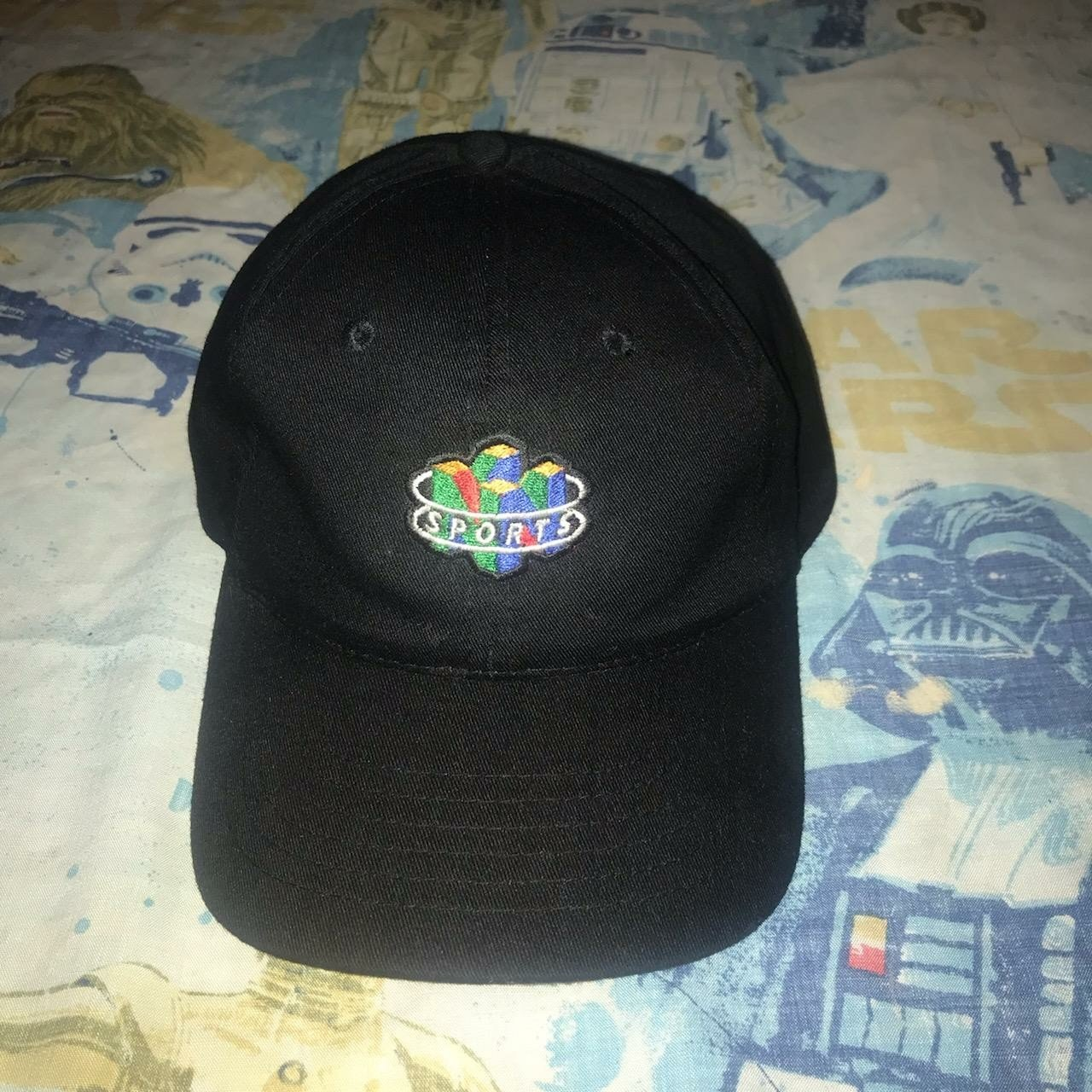 50c79b4213f Embroidered Super Mario Boo dad hat Adjusts by clip not for - Depop