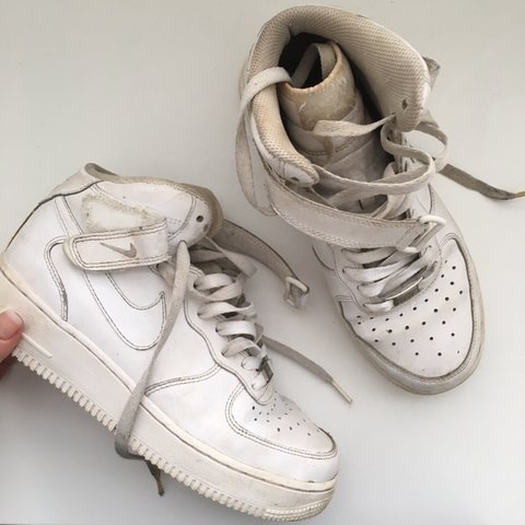 6090baf4b4cf @ava_mcgrath. 5 months ago. Sydney, Australia. nike air force 1 high tops